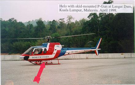 Etheric Rain Engineering Helicopter