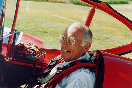 Colonel W. A. Schauer, USAF Ret.